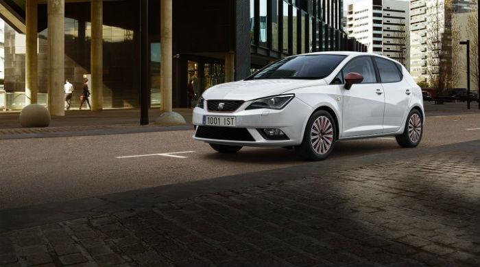 SEAT IBIZA - coche más vendido
