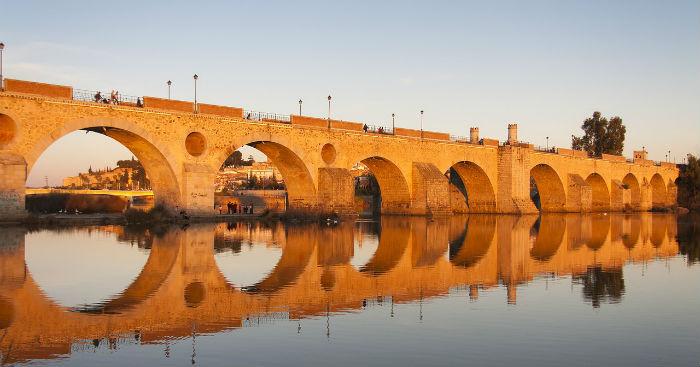Badajoz - puente Guadiana