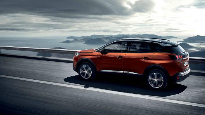 Coche del Año Europa 2017 - Peugeot 3008