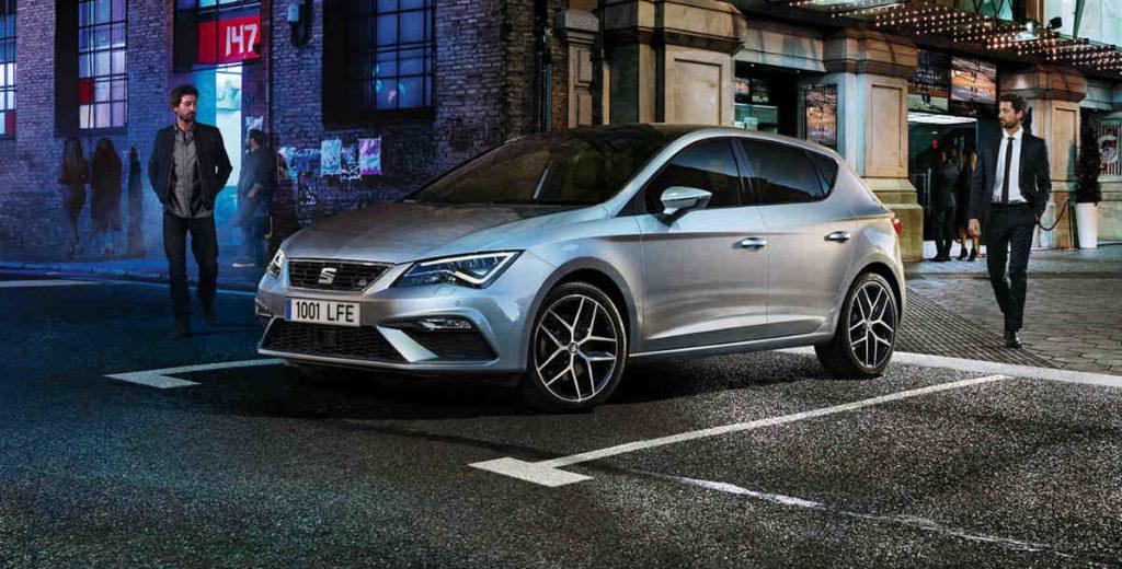 Seat León - coche más vendido en España