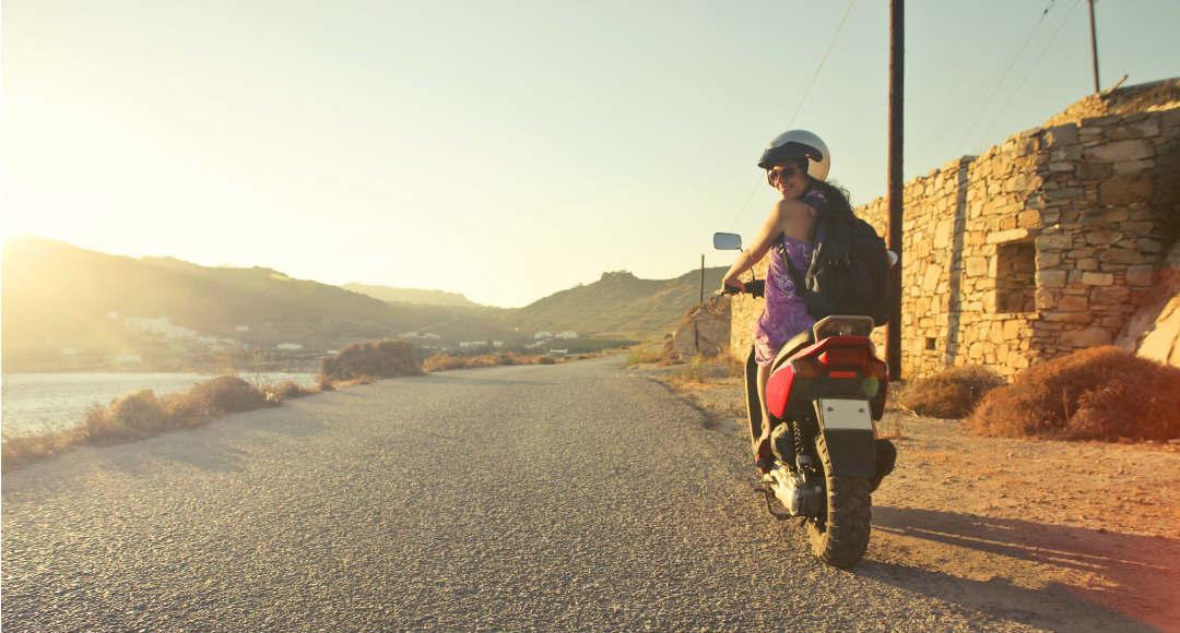 Seguro de moto para jóvenes