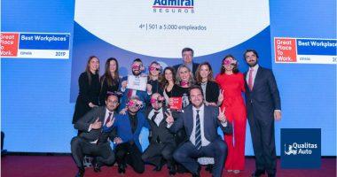 Qualitas Auto en las mejores empresas para trabajar en España