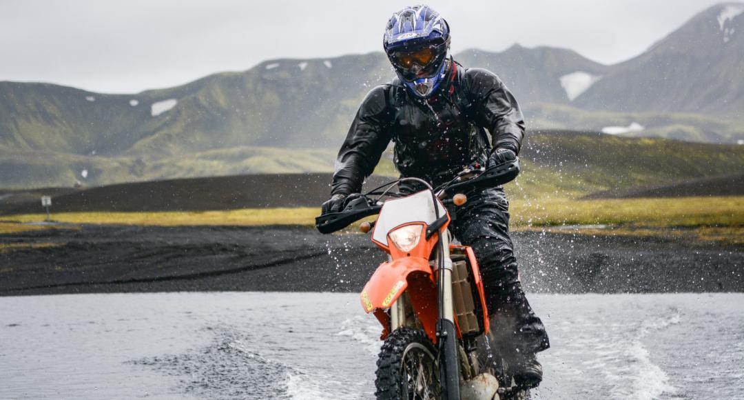 Seguro de Moto Enduro